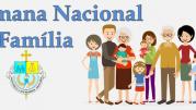 Pastoral Familiar promove Palestra para a Semana Nacional da Família! Convidamos a todos para participarem, confiram a programação.