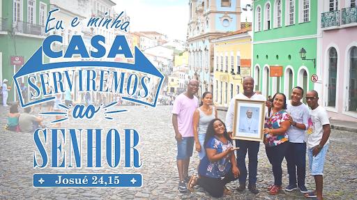 Semana Nacional da Família: Eu e minha casa serviremos ao Senhor.